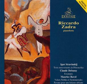 cd Riccardo Zadra