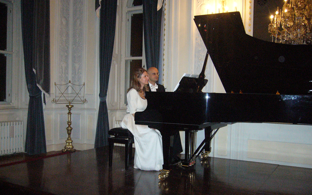 Duo pianistico Righini Zadra